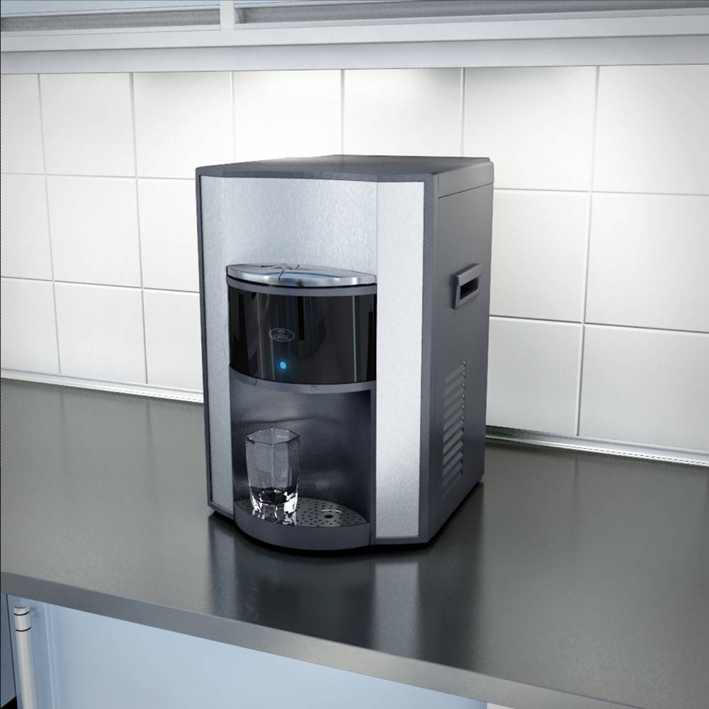 Hot And Cold Filtered Water Dispenser water cooler, water dispenser, water coolers,bottle water ...