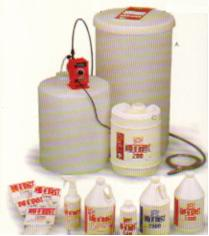 Feeder systems, Rust Stain Preventer, Rust Stain Removal