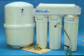 Reverse Osmosis Water Filter System - CT4