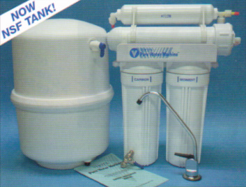 Reverse Osmosis System - Pure Water Machine 50 GPD