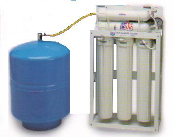 Commercial Reverse Osmosis Water Filter LC-300P-34