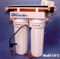 Ultraviolet Undersink Water Filter