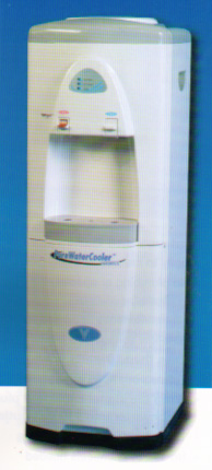 Water Cooler with Reverse Osmosis Filtration