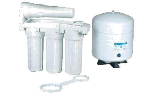 Reverse Osmosis Filters Systems Undersink Model