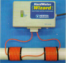 Commercial Electronic Water Conditioner - HardWaterWizard