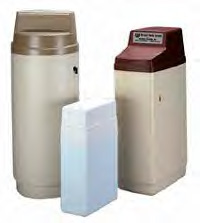 Water Softeners Space Saving